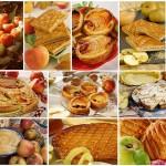 pomme; gâteau de Bretagne, pâtisserie des régions françaises, photographe culinaire Dominique Guillaume; Brest; France