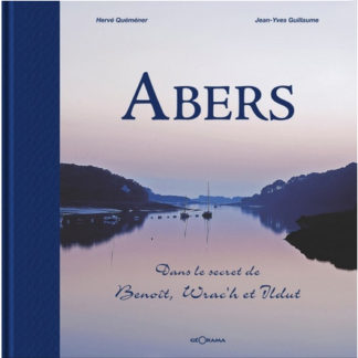 Livre abers de Jean-Yves-Guillaume, Finistère, Bretagne,