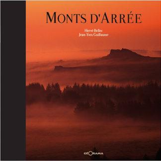 Livre Monts d'Arrée de Jean-Yves-Guillaume,